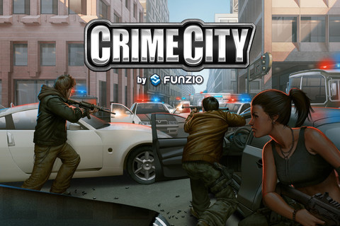 Crime City Review of the popular GREE game