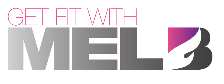 Get Fit With Mel B logo